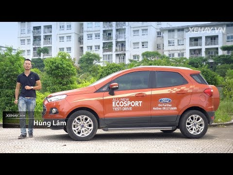 Những tính năng cơ bản hữu ích trên Ecosport |XEHAY.VN|