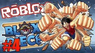 GUM GUM ! - Blox Piece Roblox #4