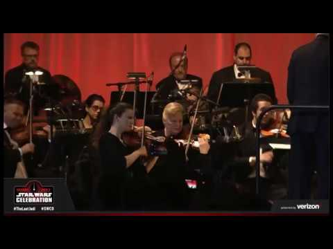 40 Years of Star Wars Panel -  John Williams' concert (High Quality)