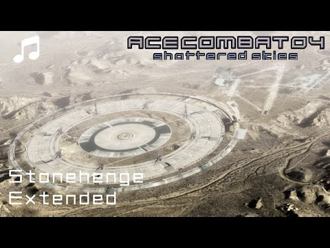 """""""Stonehenge"""" (Extended) - Ace Combat 04 OST"""