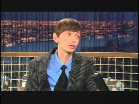 DJ Qualls  on Conan 2005