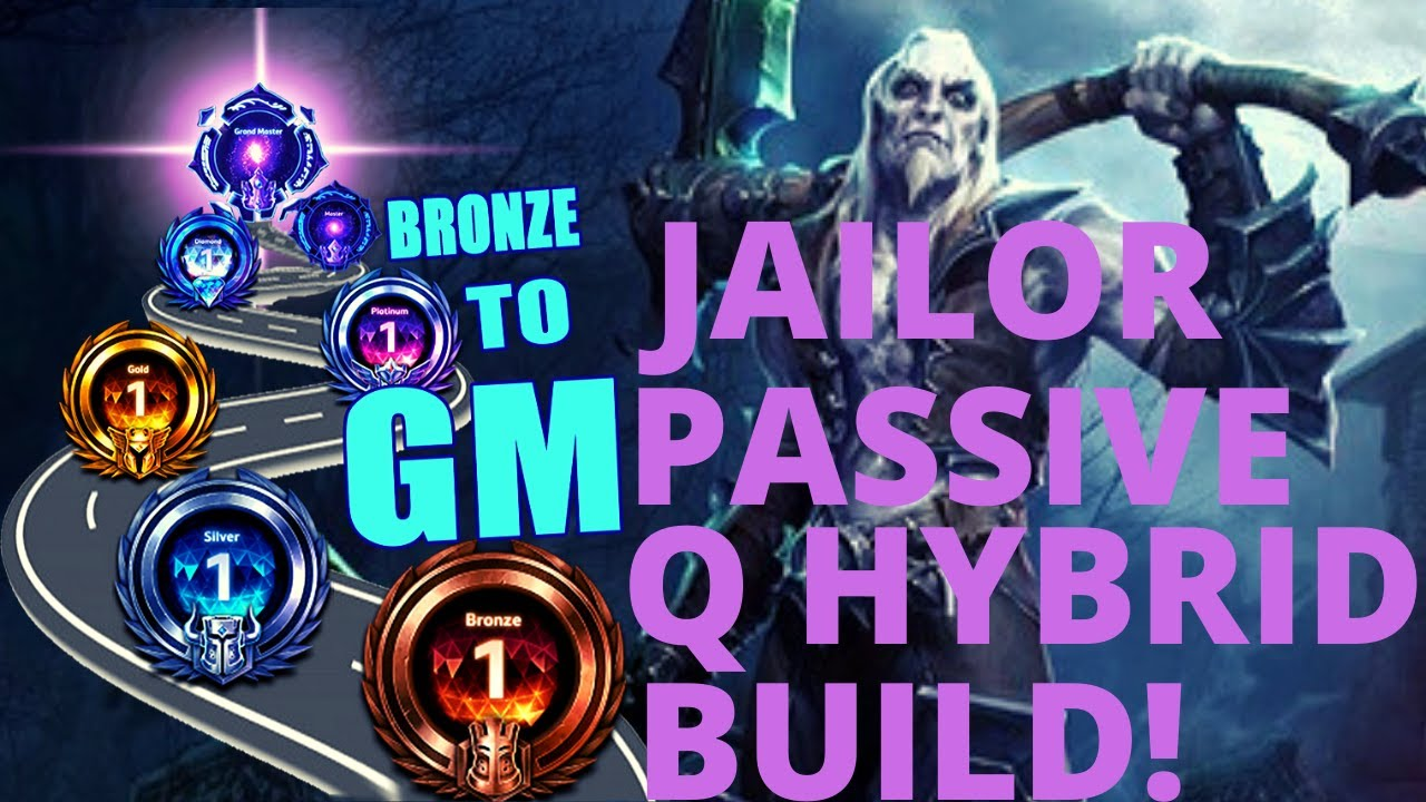 Xul Mages Trying Jailor Q Hybrid Build Bronze To Gm Season 3 Gm Youtube Welcome to the aram builds of lol champs. xul mages trying jailor q hybrid build bronze to gm season 3 gm