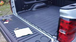 2017 Chevy Silverado short bed- Install and Review