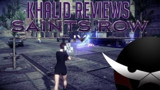 Sk Productions - Saints Row 4 review مراجعة سينتس روو 4