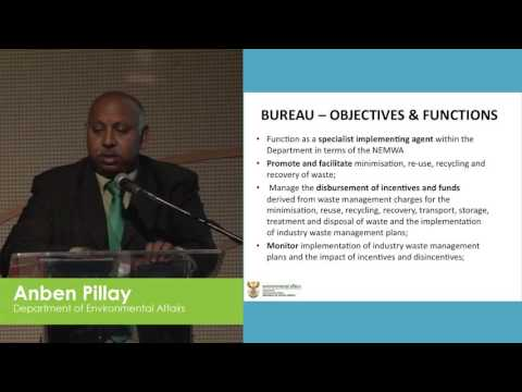 Industrial Symbiosis and Waste Management_Anben Pillay