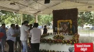 EXCLUSIVE DBoss Darshan Visits Ambareesh Samadhi today ಅಂಬಿ ಸಮಾಧಿಗೆ ಭೇಟಿ ನೀಡಿದ ದರ್ಶನ್ VIDEO