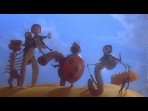 James and the Giant Peach - Official Trailer 1996 [HD]