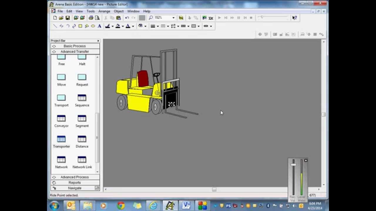 Arena simulation software tutorial
