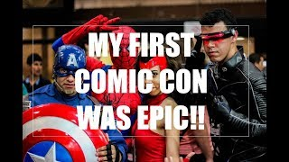 Comic Con Japan 🇯🇵