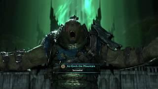 Middle-Earth: Shadow of War Baz & Gaz Bloodbrother Daz the Ripper