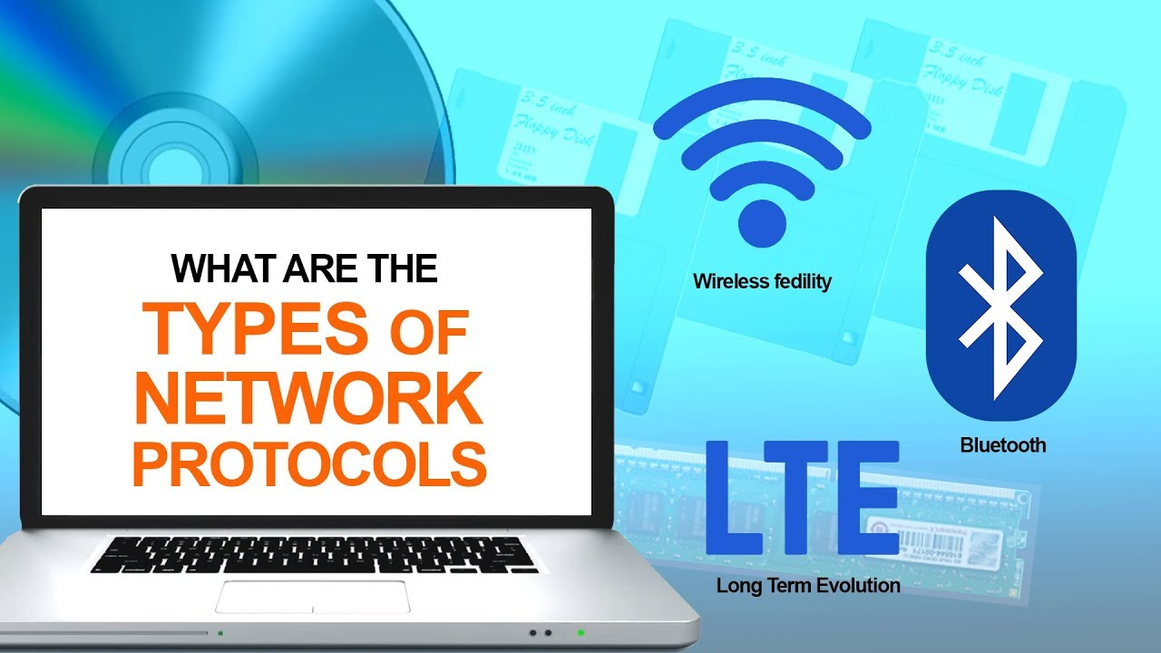 different types of network protocols
