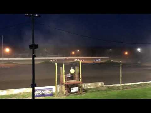 Oakshade Raceway UMP Sportsman Feature 6/30/2018