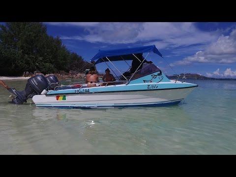 Seychelles #1 of top Excursion boat charters on Praslin - Ziblo