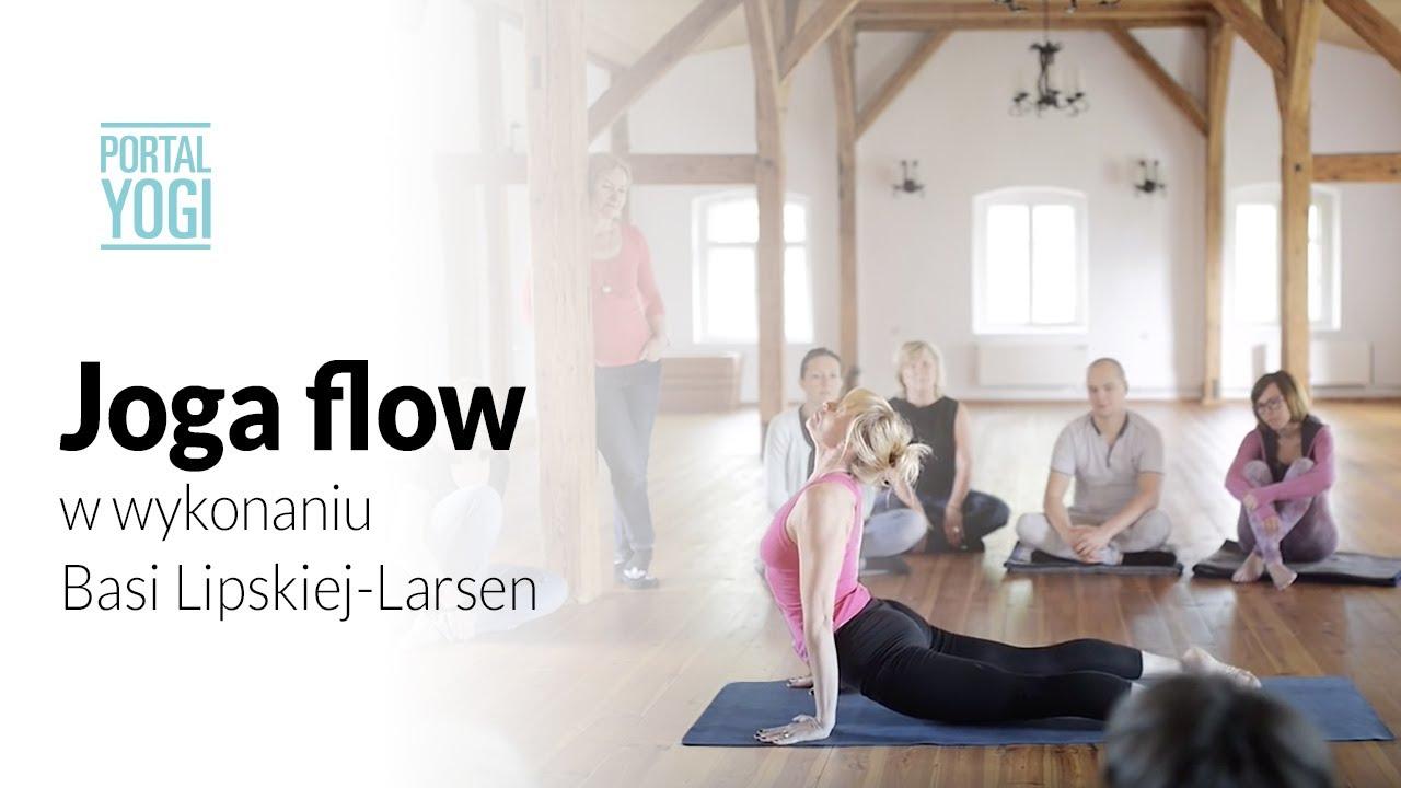 joga z basia lipska