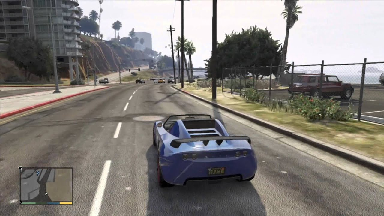 Gta V Pimp My Electric Car Youtube