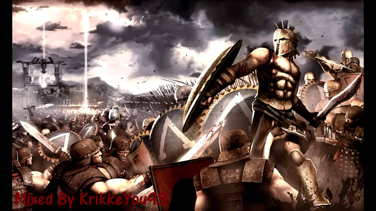 Spartan Total Warrior  Soundtrack Mix Gaming Music