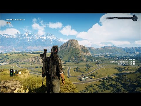 Just Cause 4 - Open World Free Roam Gameplay (PC HD) [1080p60FPS]