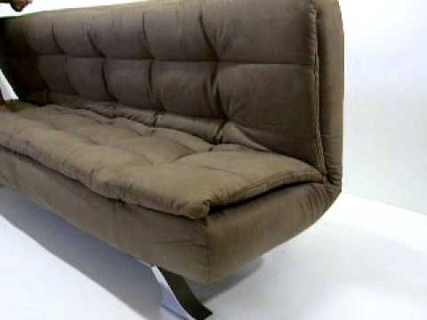 Deltacolchones sofa cama futton futon de 2 plazas for Sofa 2 plazas extensible