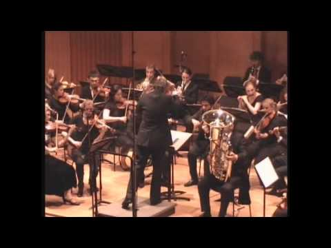R.V.Williams: Concerto for Tuba Part I.
