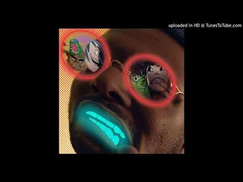 Gorillaz - PAC-MAN ft. scHoolboy Q [CLEAN]