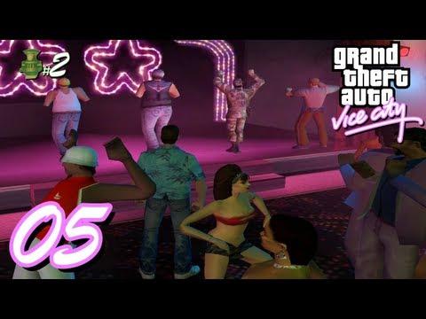 Grand Theft Auto Vice City - #5 - Y.M.C.GAY (Päckchen #2)   Let's Play