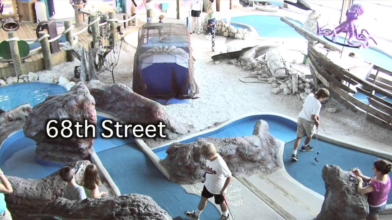 Indoor putt putt ocean city maryland
