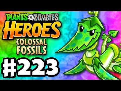 Lima-Pleurodon Legendary! - Plants vs. Zombies: Heroes - Gameplay Walkthrough Part 223