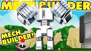 Roblox Mech Builder! (Robot Battles!🕹️)