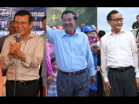 Cambodia Hot News: VOD Voice of Democracy Radio Khmer Evening Manday 06/19/2017