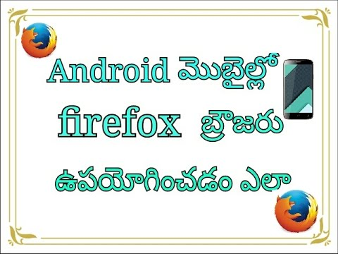 How To Install Firefox Browser On Android Mobile