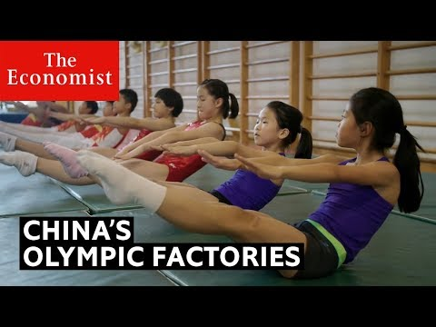 Look inside China's secretive Olympic training camps | The E