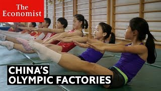 Look inside China's secretive Olympic training camps | The Economist