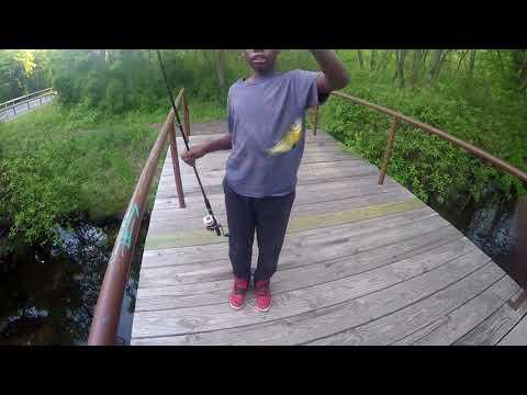 Its On Fishing, Fishing Longisland: Massapequa Reservoir