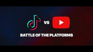 YOUTUBE VS TIKTOK (Official Trailer)