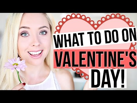 what to do for valentines day if you just started dating