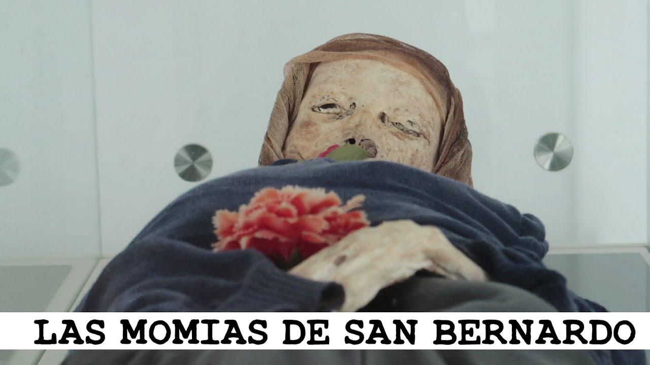El pueblo de LAS MOMIAS | San Bernardo