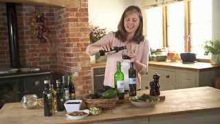 Liz Earle: 10-second Salad Dressing