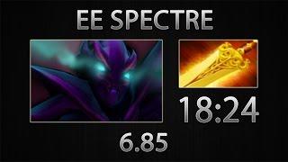 Dota 2 Spectre Fast Farm - EternaLEnVy - Radiance - 18:24 [6.85]