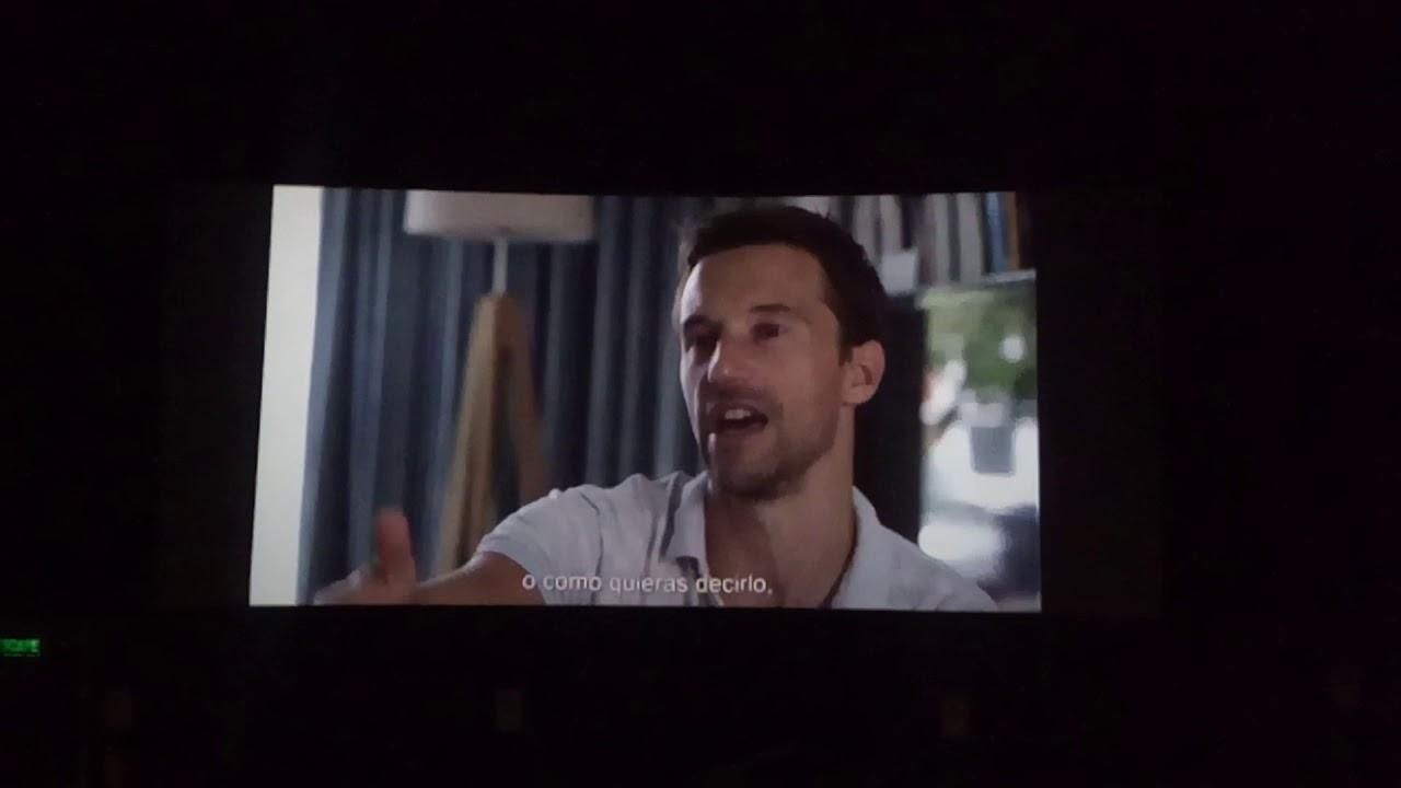 A HEAD FULL OF DREAMS - COLDPLAY FILM (POST CREDITS SCENES)  LIMA, PERU - 14/11/18.
