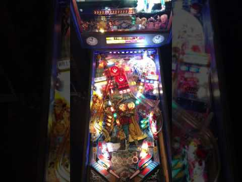 Back to the Future Pinball - Data East 1990 - 4K High Res Gameplay
