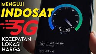 Kecepatan, Harga, dan Detail Indosat 5G - Tes HP Xiaomi 5G + Giveaway!