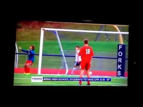 Jesse Dayton Soccer Goals - 2014