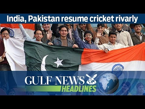 India, Pakistan resume cricket rivarly - GN Headlines