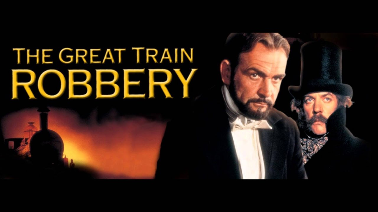 soundtrack jerry goldsmith the great train robbery end title youtube