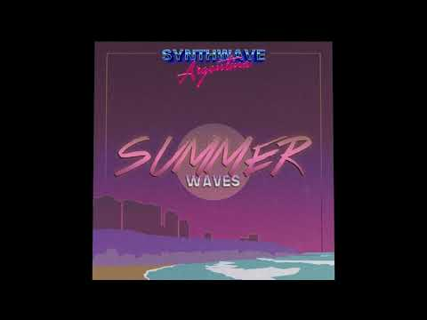 Summer Waves | Synthwave Argentina | Full Album