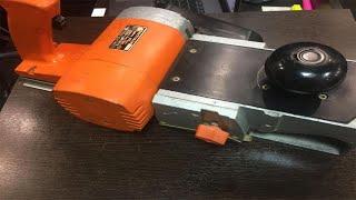 ремонт електрорубанки