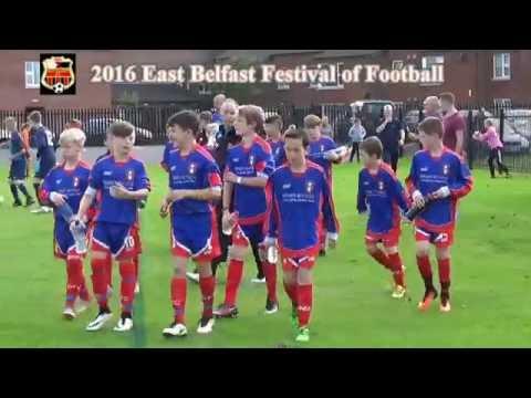 East Belfast FC 2016 Festival of Soccer