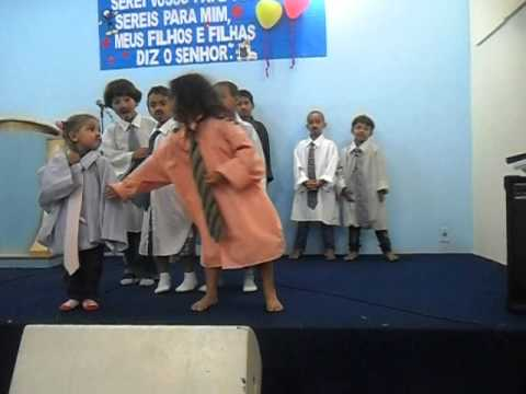 ec72a5a1d Apresentação do dia dos Pais na Igreja - YouTube
