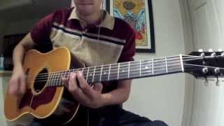 R.E.M. - Ignoreland (Guitar Lesson)