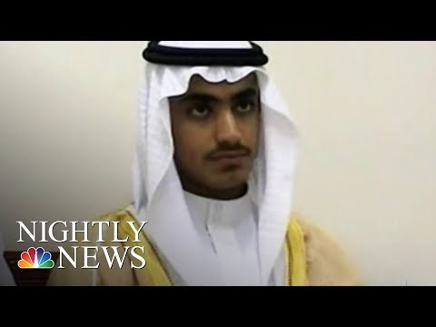 White House Confirms Osama Bin Laden's Son Hamza Killed In U.S. Operation | NBC Nightly News